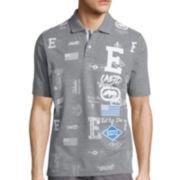 Ecko Unltd.® Stacked Block Short-Sleeve Polo