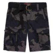 Arizona Belted Cargo Shorts - Boys 8-20