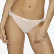 Jezebel Intrigue String Thong Panties