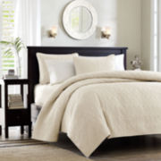 Madison Park Mansfield 2-pc. Coverlet Set