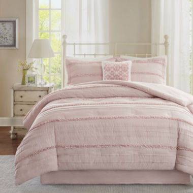 jcpenney.com | Madison Park Isabella 5-pc. Comforter Set