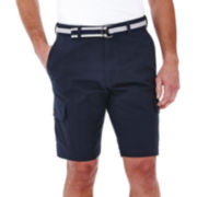 Haggar® Ripstop Cotton Cargo Shorts