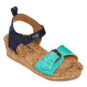 Carter's® Alison Girls Espadrilles - Toddler