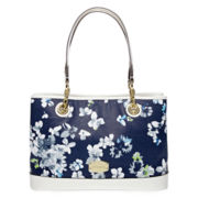 Liz Claiborne® Real Fit Tote Bag