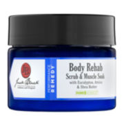 Jack Black Performance Remedy Body Rehab Scrub & Muscle Soak