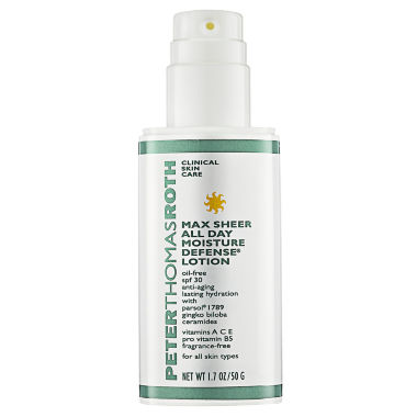 jcpenney.com | Peter Thomas Roth Max Sheer All Day Moisture Defense® Lotion With SPF 30
