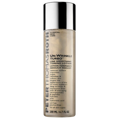 jcpenney.com | Peter Thomas Roth Un-Wrinkle Turbo 24K Gold Line Smoothing Toning Lotion