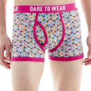 Dare to Wear® 2-pk. Fitted Keyhole Trunks