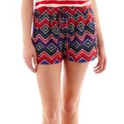 Bebop® Print Soft Shorts