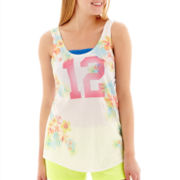Arizona Cross-Back Graphic Tank Top
