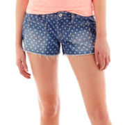 Arizona Star Denim Shorts