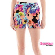 Worthington® Print Soft Shorts