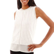 Worthington® Sleeveless Tank Top