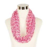 Space-Dyed Confetti Infinity Scarf