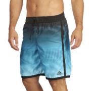 adidas® G Stripe Volley Swim Trunks