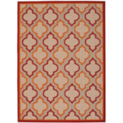 Nourison® Kula Indoor/Outdoor Rectangular Rug