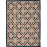 Nourison® Kula Indoor/Outdoor Rectangular Rug