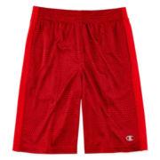 Champion® Triangle Camo Shorts - Boys 8-20