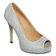 Diba® London Tenith Open-Toe Pumps