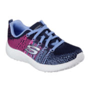 Skechers® Burst Ellipse Girls Sneakers - Little Kids/Big Kids