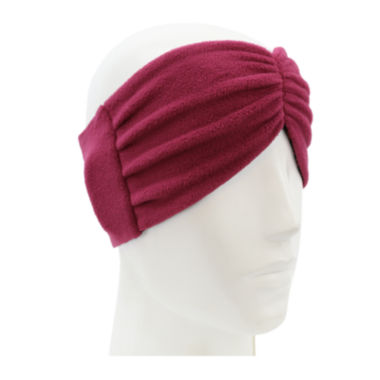 jcpenney.com | Cuddl Duds® Flex Fit Rouched Head Band