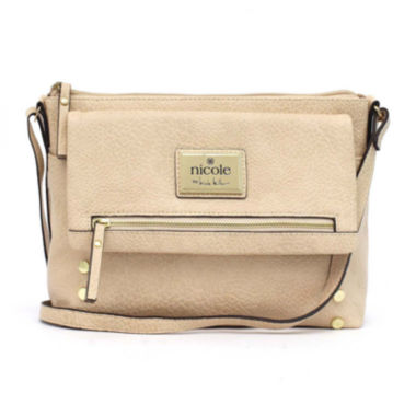 jcpenney.com | nicole by Nicole Miller® Mally Crossbody Bag