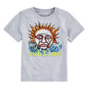 Novelty Short-Sleeve Sublime Rock Tee - Toddler Boys 2t-5t