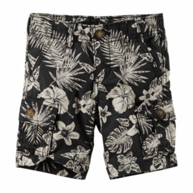 jcpenney.com | Carter's® Floral Cargo Shorts - Toddler Boys 2t-5t