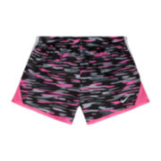 Nike® Dri-FIT Shorts - Preschool Girls 4-6x