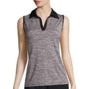 Made for Life™ Collared Tank Top - Petite