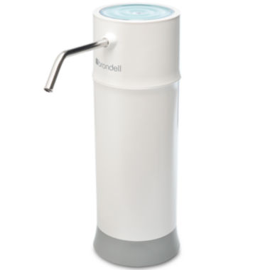 jcpenney.com | Brondell H2O+ Pearl Countertop Water Filter System