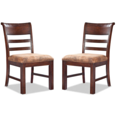 jcpenney.com | Bear River Set of 2 Dining Chairs