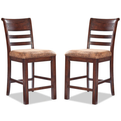 Bear River Set of 2 Bar Stools