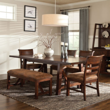 bear river dining furniture collection - jcpenney