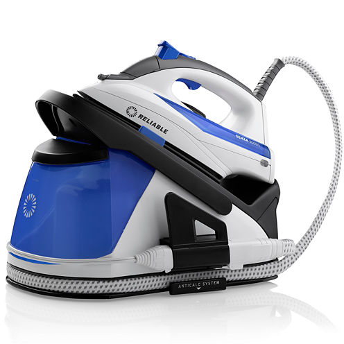 Reliable Senza 200DS Iron Station With Detachable Iron