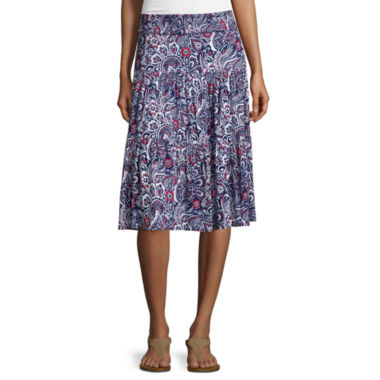 jcpenney.com | St. John's Bay® Knit Skirt