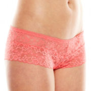 Ambrielle® Mystique® Lace Cheeky Panties