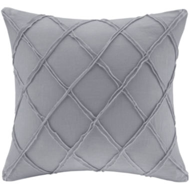 "jcpenney.com | Harbor House Linen 18"" Square Decorative Pillow"