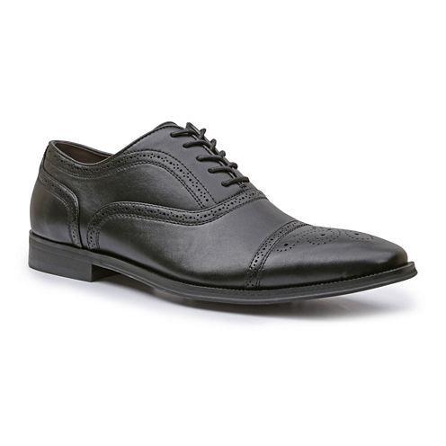 Giorgio Brutini® Baylor Mens Cap-Toe Oxfords