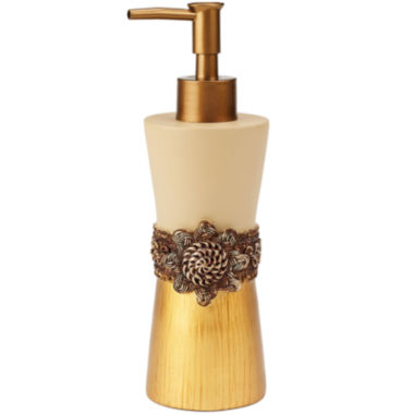 jcpenney.com | Avanti® Braided Medallion Soap Dispenser