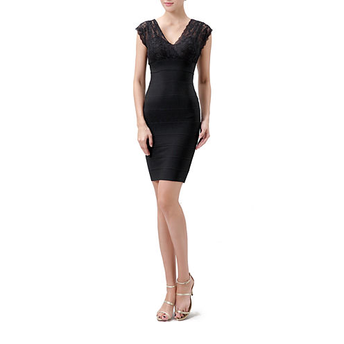 Phistic Danica Sleeveless Bodycon Dress