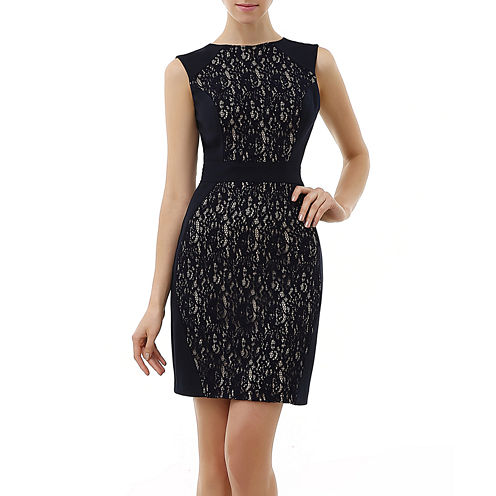 Phistic Kerrie Sleeveless Sheath Dress