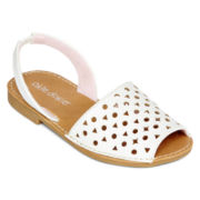 Okie Dokie® Nina  Girls Sandals - Toddler