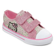 Hello Kitty® Lil Gretchen  Girls Sneakers - Toddler