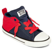 Converse All Star Chuck Taylor Axel  Boys High-Top Sneakers - Toddler