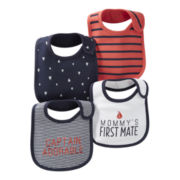 Carter's® 4-pk. Sailboat Teething Bibs