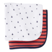 Carter's® 2-pk. Sailboat Swaddle Blankets