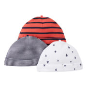 Carter's® 3-pk. Sailboat Caps