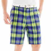 Jack Nicklaus® Madras Plaid Shorts