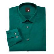 JF J. Ferrar® Slim Fit Easy-Care Dress Shirt